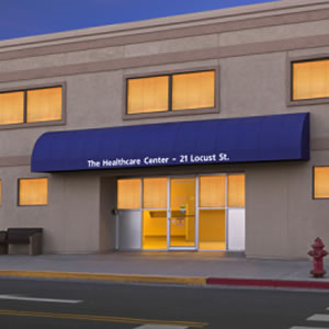 The Healthcare Center - Operated by Renown Regional Medical Center