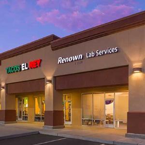 Renown Lab Services - Mae Anne